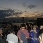 2012/10/13 船上パーティー YOKOHAMA SUNSET BOAT RIDE パーティーレポ☆