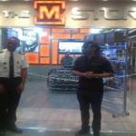 トリニダードの空港にMACHEL MONTANOのSHOPが開店!