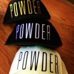 POWDER CAP 販売中!
