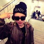 「READY 4 DI ROAD」 KNIT CAP ON SALE
