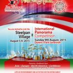 8月にスティールパンの国際大会「インターナショナル パノラマ」がトリニダードで開催します