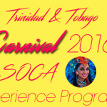 TRINIDAD CARNIVAL &SOCA EXPERIENCE PROGRAM 2016(10月31日申し込み締め切り)