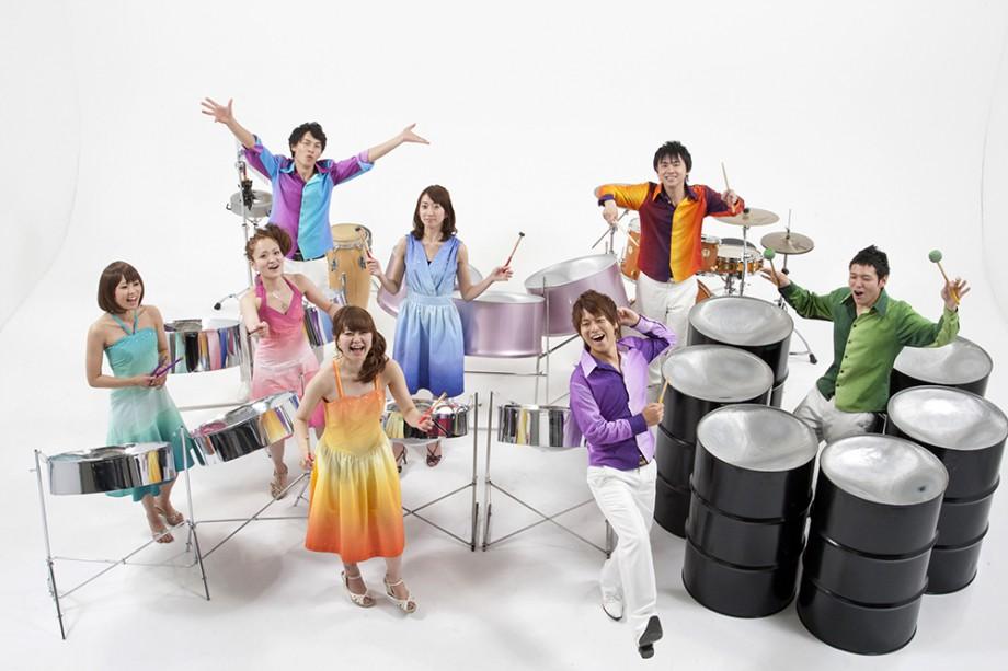 カリブの風を感じよう! スティールパン バンド PAN NOTE MAGICキッズコンサート @ 狛江エコルマホール | 狛江市 | 東京都 | 日本