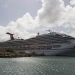 カリブ海クルーズ乗船レポート CARNIVAL LIBERTY(カーニバルリバティ)の船旅