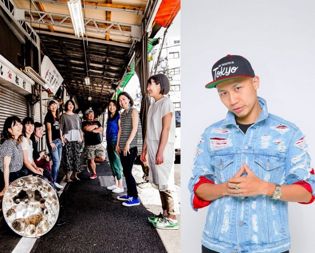 STARS ON PAN 「UNITY-steel and  wave- Feat.MICKY RICH」発売記念インストア・ライブ&特典会 @ HMV record shop 渋谷 特設スペース | 渋谷区 | 東京都 | 日本